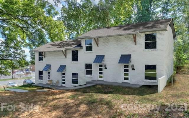 921 Ambassador Street #4, Charlotte, NC 28208 (#3781699) :: Briggs American Homes