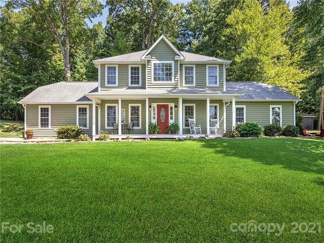 19 Golden Lane, Leicester, NC 28748 (#3781775) :: Home and Key Realty