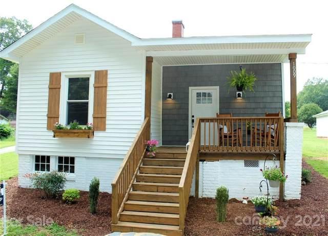 1009 Ash Street, Albemarle, NC 28001 (#3782001) :: Home and Key Realty
