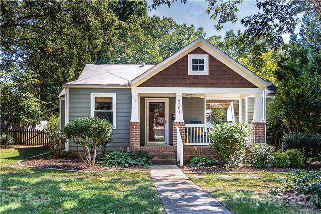 2301 Kingsbury Drive, Charlotte, NC 28205 (#3783364) :: LePage Johnson Realty Group, LLC