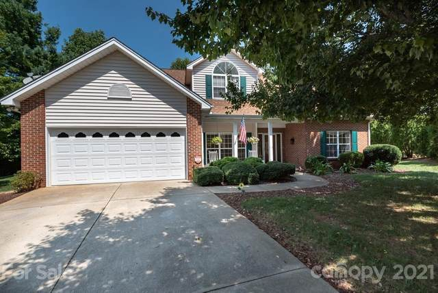 4238 10th Street Place NE, Hickory, NC 28601 (#3783529) :: Besecker Homes Team