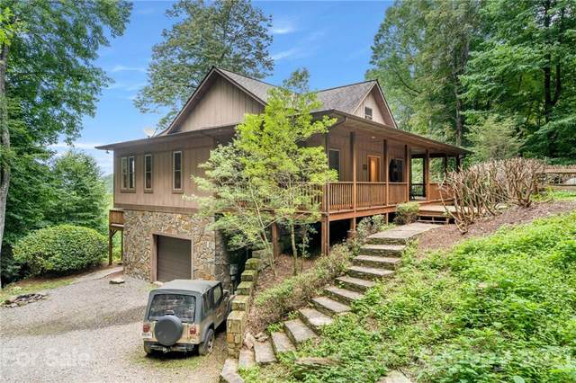 165 Forbidden Cove, Waynesville, NC 28785 (#3783666) :: Home Finder Asheville
