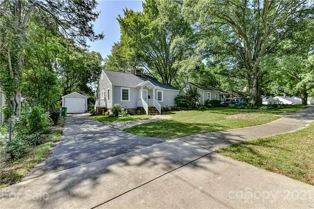 1917 Garibaldi Avenue, Charlotte, NC 28208 (#3783770) :: Besecker Homes Team