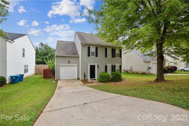 918 Grassy Patch Lane, Charlotte, NC 28216 (#3786587) :: BluAxis Realty