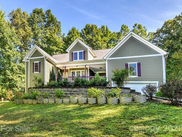 22 Balsamwood Road, Leicester, NC 28748 (#3786792) :: Mossy Oak Properties Land and Luxury