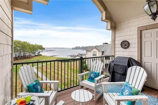 18701 Nautical Drive #305, Cornelius, NC 28031 (#3787685) :: High Performance Real Estate Advisors