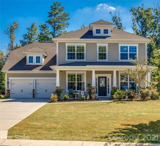 850 Spelman Drive, Indian Land, SC 29707 (#3788178) :: Homes Charlotte