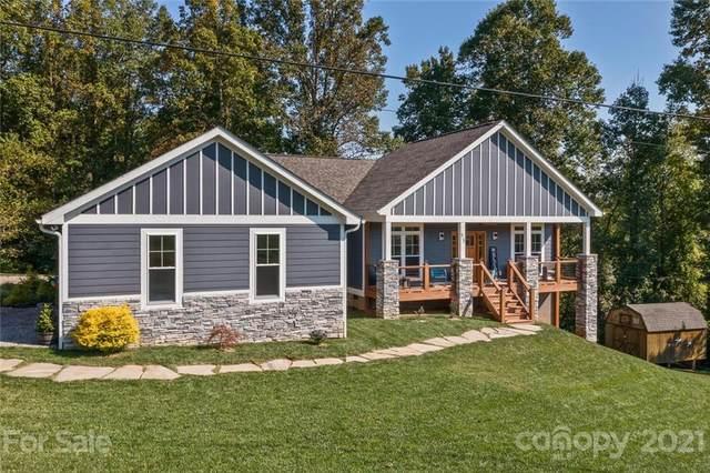 55 Blue Ridge Acres Road, Asheville, NC 28806 (#3790413) :: Mossy Oak Properties Land and Luxury