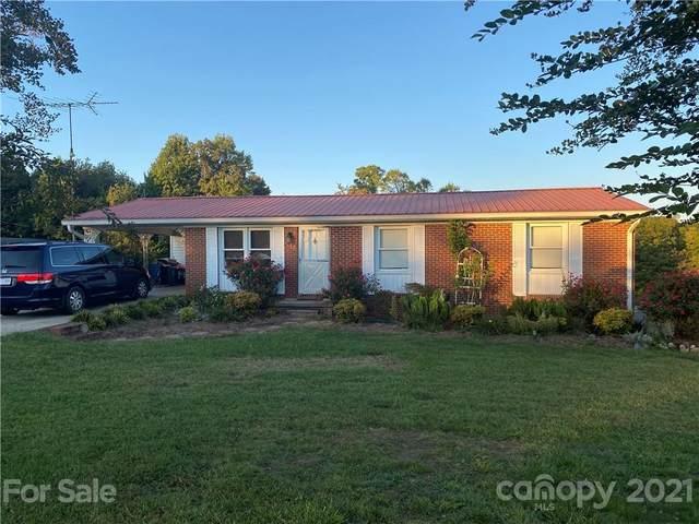837 Mt. Wesley Church Road, Hiddenite, NC 28636 (#3790451) :: Stephen Cooley Real Estate