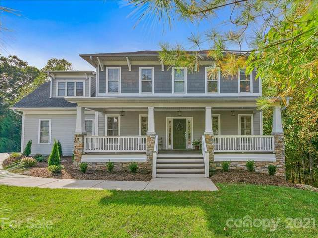 54 White Ash Drive, Asheville, NC 28803 (#3791166) :: High Vistas Realty
