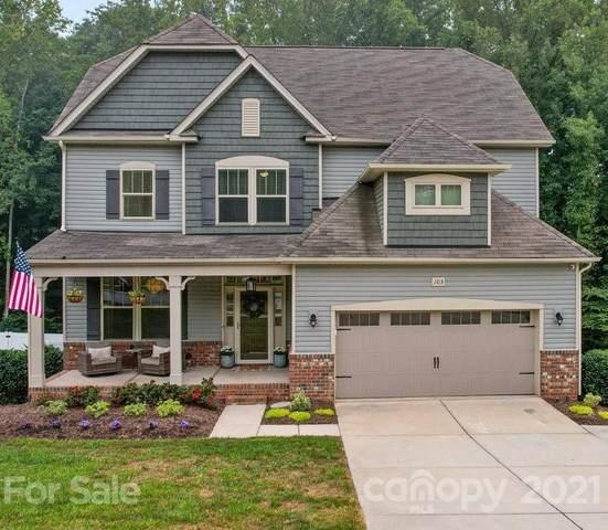 105 Branchview Drive, Mooresville, NC 28115 (#3791351) :: Cloninger Properties