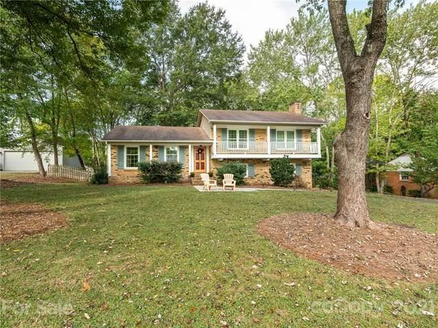 7601 Bedfordshire Drive, Charlotte, NC 28226 (#3793089) :: High Performance Real Estate Advisors