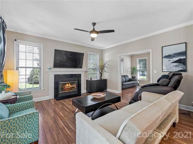 109 N Wintergarden Road, Fletcher, NC 28732 (#3794775) :: Homes Charlotte