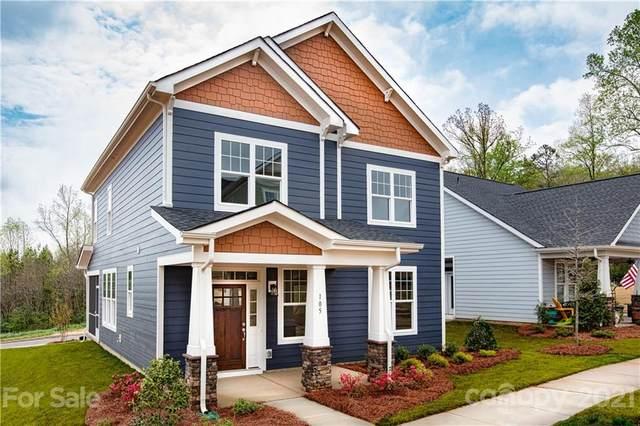 503 Huntersville Concord Road, Huntersville, NC 28078 (#3794913) :: Premier Realty NC