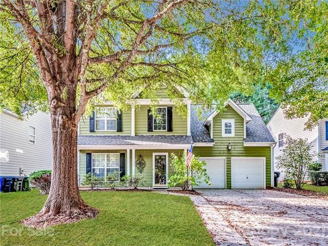 7729 Autumnview Court, Huntersville, NC 28078 (#3795846) :: LePage Johnson Realty Group, LLC