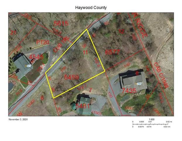 Lot 11 Cub Trail #11, Maggie Valley, NC 28751 (#3422600) :: Modern Mountain Real Estate