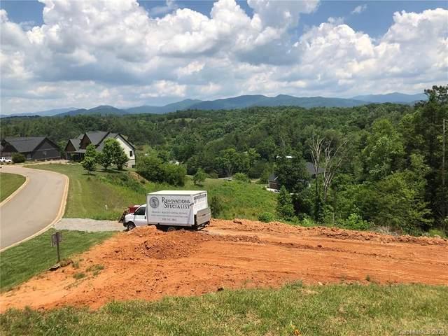 44 Gracie Lane #16, Weaverville, NC 28787 (#3581509) :: Keller Williams Professionals