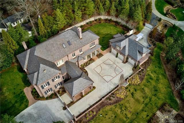 2251 Vernon Drive, Charlotte, NC 28211 (#3586016) :: Puma & Associates Realty Inc.
