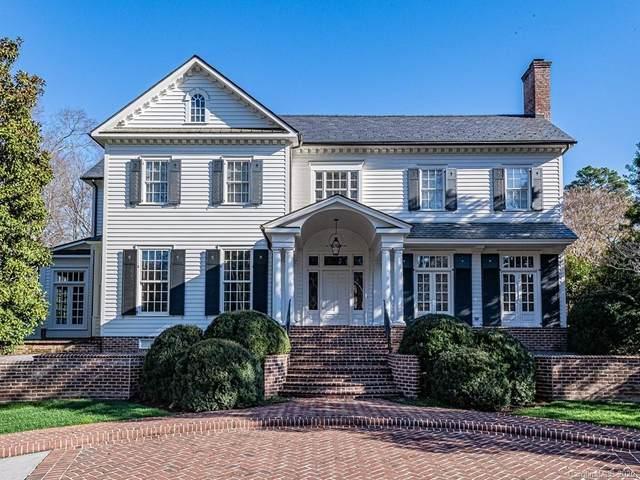 401 Eastover Road, Charlotte, NC 28207 (#3586192) :: Puma & Associates Realty Inc.