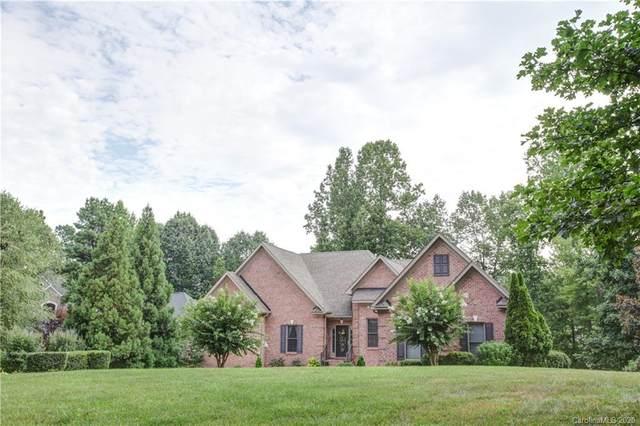 2234 Metcalf Drive, Sherrills Ford, NC 28673 (#3592567) :: Cloninger Properties