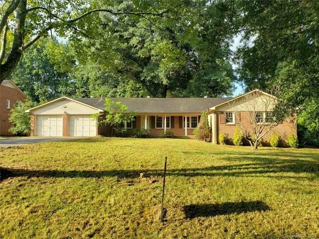 2322 Heavner Road, Lincolnton, NC 28092 (#3593630) :: Rinehart Realty