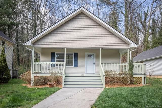 158 Walnut Street, Arden, NC 28704 (#3600826) :: Keller Williams Professionals