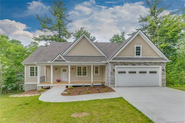 73 Wisdom Cove Road, Flat Rock, NC 28731 (#3602906) :: LePage Johnson Realty Group, LLC
