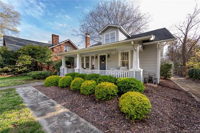 2212 E 5th Street, Charlotte, NC 28204 (#3603354) :: Stephen Cooley Real Estate Group
