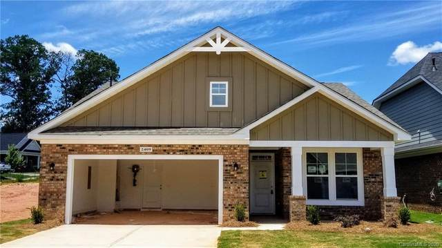 2409 Whispering Way #42, Indian Trail, NC 28079 (#3607211) :: Stephen Cooley Real Estate Group