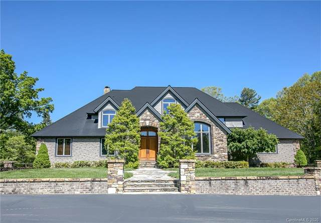 406 Burge Mountain Road, Hendersonville, NC 28792 (#3609111) :: The Mitchell Team