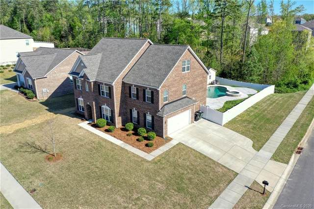 802 Oak Embers Drive, Concord, NC 28025 (#3609434) :: Carlyle Properties