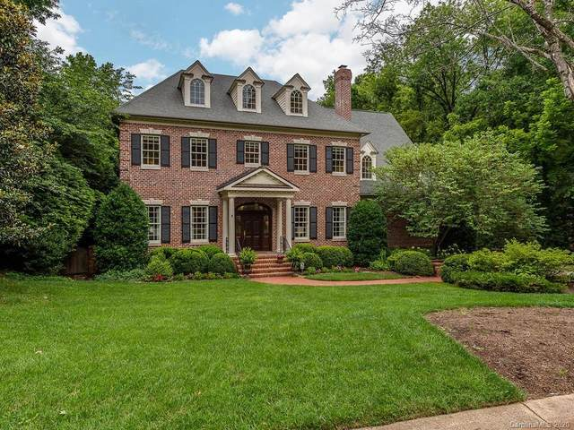 3925 Silver Bell Drive, Charlotte, NC 28211 (#3613472) :: Carlyle Properties
