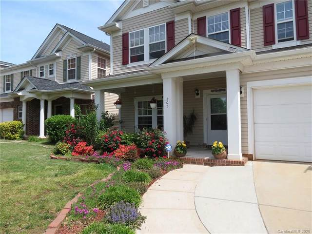 205 E Waterlynn Road, Mooresville, NC 28117 (#3614759) :: Robert Greene Real Estate, Inc.