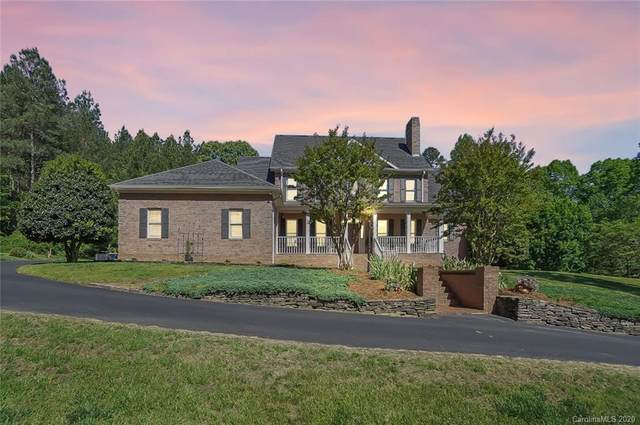 4856 Stagecoach Road, Iron Station, NC 28080 (#3616318) :: Cloninger Properties
