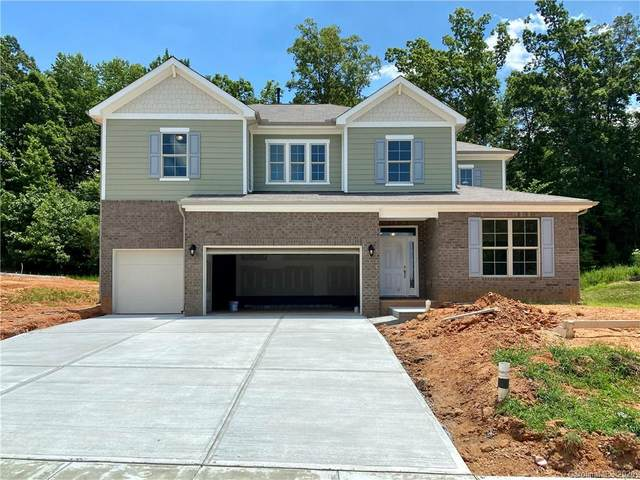 355 Pleasant View Lane SE #73, Concord, NC 28025 (#3616968) :: TeamHeidi®