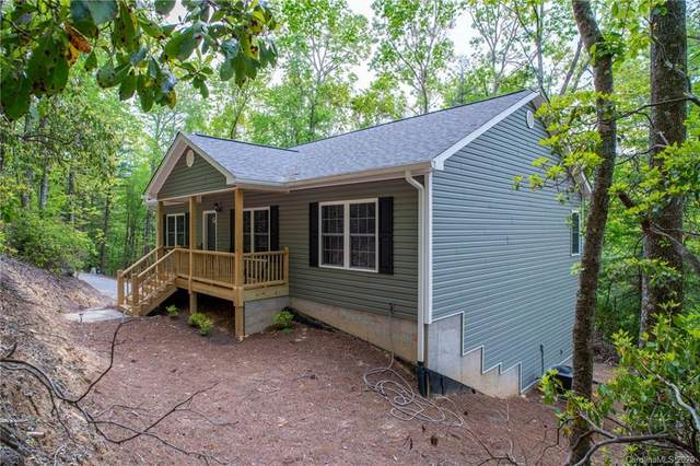 15 Maplewood Drive, Pisgah Forest, NC 28768 (#3619922) :: LePage Johnson Realty Group, LLC