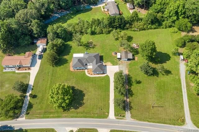 1706 Mill Creek Church Road #1, Monroe, NC 28110 (#3623976) :: Zanthia Hastings Team