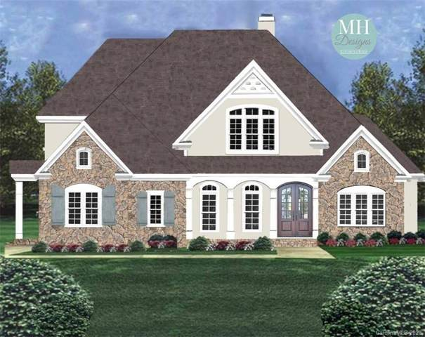 215 (lot 8) Hermance Lane, Mooresville, NC 28117 (#3625603) :: High Performance Real Estate Advisors