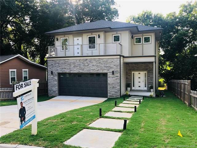 1309 Mcdowell Street, Charlotte, NC 28205 (#3628780) :: Robert Greene Real Estate, Inc.