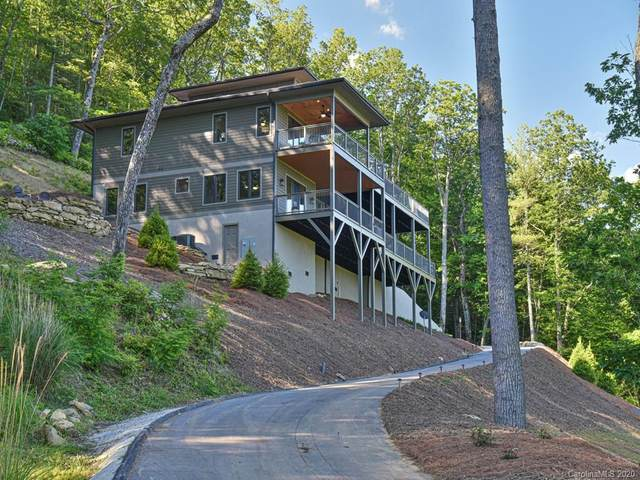 226 Overlook Point Road, Hendersonville, NC 28792 (MLS #3629655) :: RE/MAX Journey