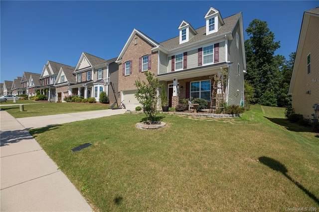 11005 Aspen Ridge Lane, Concord, NC 28027 (#3638509) :: Zanthia Hastings Team
