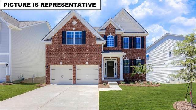 124 Championship Drive #64, Mooresville, NC 28115 (#3642685) :: Rinehart Realty