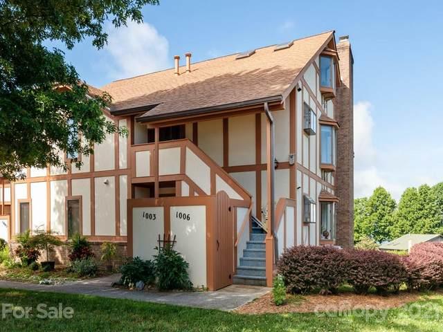 1006 Fleetwood Plaza, Hendersonville, NC 28739 (#3647014) :: Rowena Patton's All-Star Powerhouse
