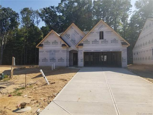 124 Goodleigh Lane #8, Mooresville, NC 28115 (#3649771) :: High Performance Real Estate Advisors