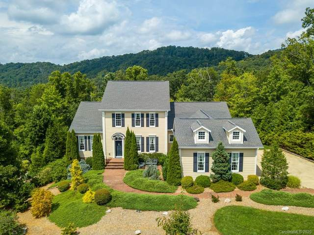 36 High Bluff Drive, Weaverville, NC 28787 (#3651994) :: Homes Charlotte