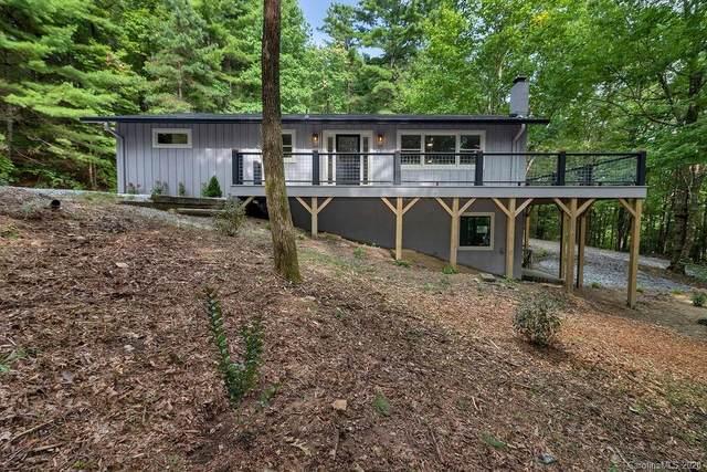 544-B Blue Ridge Road, Lake Toxaway, NC 28747 (#3656568) :: Johnson Property Group - Keller Williams