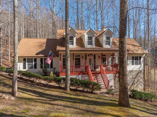 114 Banjo Hollow Lane, Waynesville, NC 28786 (#3661559) :: LePage Johnson Realty Group, LLC