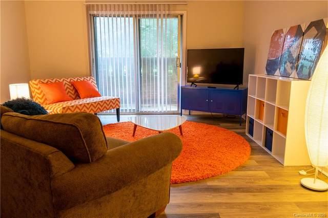 4736 Hedgemore Drive C, Charlotte, NC 28209 (#3662054) :: High Performance Real Estate Advisors
