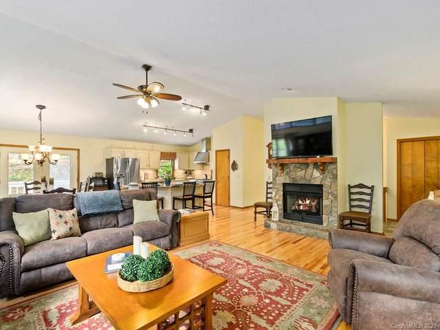 61 Oak Ridge Drive, Clyde, NC 28721 (#3662171) :: Keller Williams Professionals