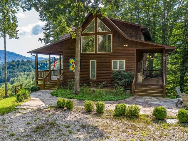 127 Yellow Buckeye Trail, Bakersville, NC 28705 (#3662430) :: LePage Johnson Realty Group, LLC